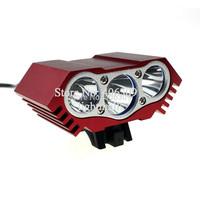 LMX3 6000 Lumen 3xCREE XM-L U2 Bike light LED Lanterna Bicycle Front Light Cycling light torch (Not include battery pack )
