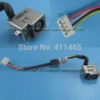 DC Power Jack Connector Power Port Plug Socket with cable for HP Pavilion DV3 DC301005E00 DC301005Q00