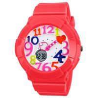 Famous brand TNKA children watch Boys and girls noctilucent waterproof cute cartoon watch DZ9315
