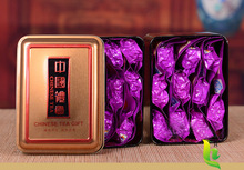 New Chinese Anxi Tieguanyin Oolong Tea Tie Guan Yin 80g Pretty Tin Box Luzhou Green Tea Gift Natural Organic Health Tea 173
