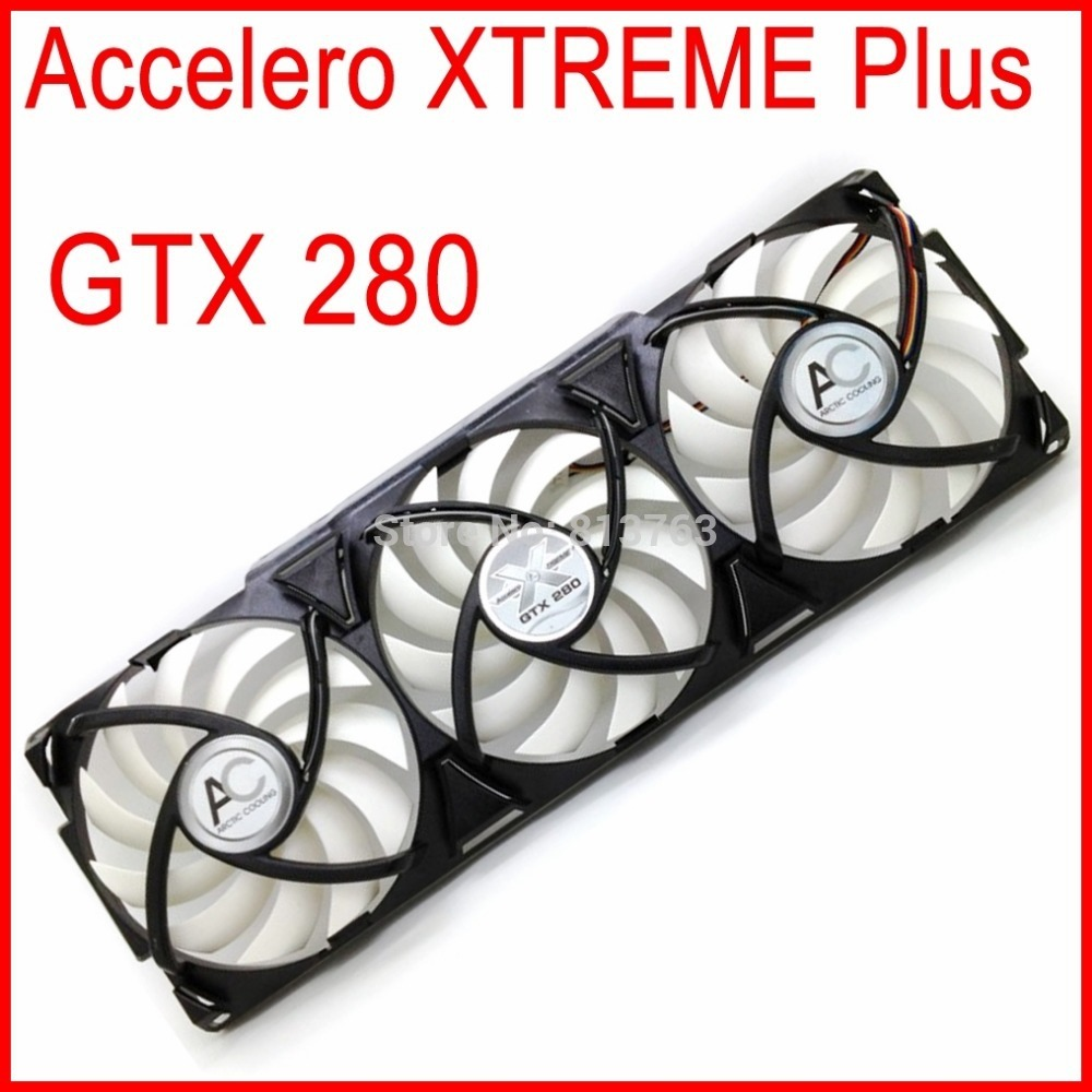 Arctic Cooling Accelero XTREME Plus AC Graphics Video Card GTX 280 Cooling Fan(China (Mainland))