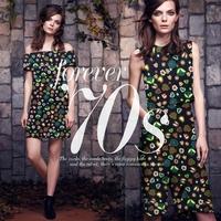 Fashion Cartoon Geometry Digital Print Stretch Silk(93%) Satin Fabric 1Meter 19Mommie