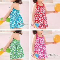 Pls buy any 2pc in shop 2015 summer child clothes girls dress baby princess sleeveless maxi dresses children clothing 2choices