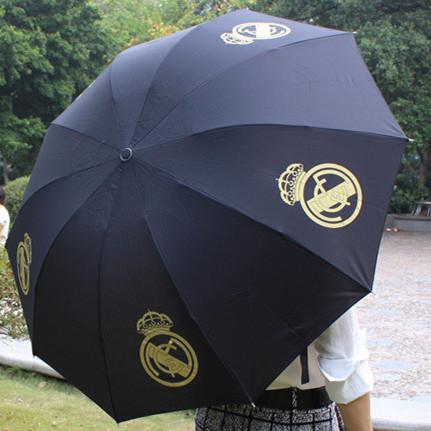 juventus 2015 umbrella souvenirs soccer fans souvenirs inter milan gifts stainless steel real madrid umbrella soccer ball(China (Mainland))