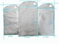 100PCS/Lot Clear Self Seal Zipper Plastic Retail Packaging Packing Poly Bag, Ziplock Zip Lock Bag Package W Hang Hole Free Ship