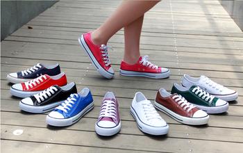Бесплатная доставка мода кроссовки для мужчин и женщин холст обувь любителей обувь дышащие плоские низкие высокие ботинки женщин обувь size35-45