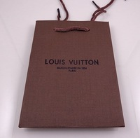 Exquisite high-quality medium paper bags Jewelry packaging Brown bags wholesale new