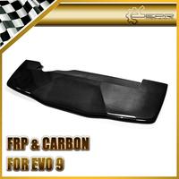 For Mitsubishi Evolution EVO 9 JDM Style Carbon Fiber Under Rear Diffuser