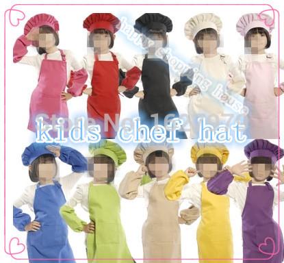 Children's &kids chef hat 01(China (Mainland))