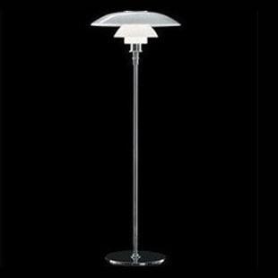 Modern minimalist fashion PH floor lamp floor lamp floor lamp small lotus study bedroom living room floor lamp(China (Mainland))