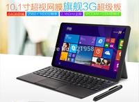 Teclast X10HD 3G Phone call Tablet PC Duat Boot Windows 8.1+Android 4.4 Intel Z3736F Quad Core 2560*1600 OTG 10.1inch
