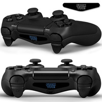F**k You  2 pcs/lot  Vinly Decal Skin/Sticker for Play Station 4 PS4 controller LED light-Mix order Free shipping