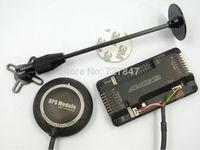 APM2.6 ArduPilot Mega 2.6 APM Flight Controller + NEO-M8N GPS Module w/ stand holder
