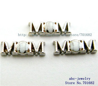 Baseball MOM FC634 Mix Min order 10$ 10pcs wholesales floating charms for living locket as families friends gift