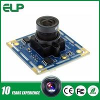 1.0megapixel 720p hd mini usb webcam with microphone   ELP-USB100W05MT-L60