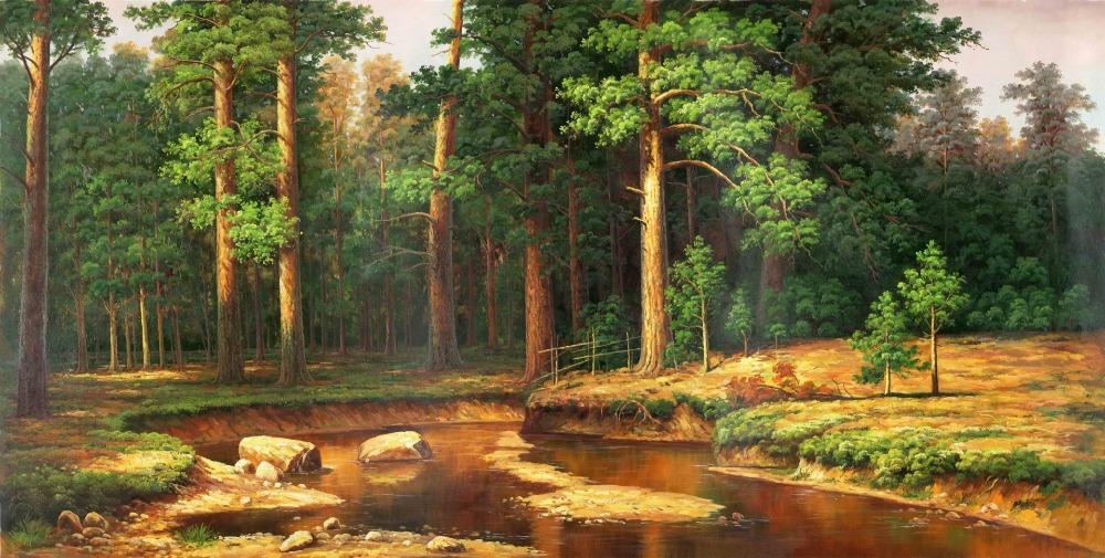Famous Forest Paintings Landscape Painting Quot ForestFamous Forest Paintings