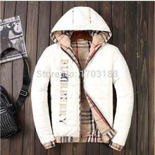 Stylish Men's Jacket New Fashion Style Outerwear Male Winter Jacket Discount Price Free Shipping(China (Mainland))