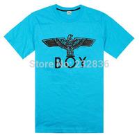 New 2015 Novel T Shirt Brand Men Printed Boy London Tees Tops Harajuku Letter cotton T Shirts hip hop summer casual mens t-shirt