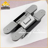 3d adjustable door hinge invisible hinges