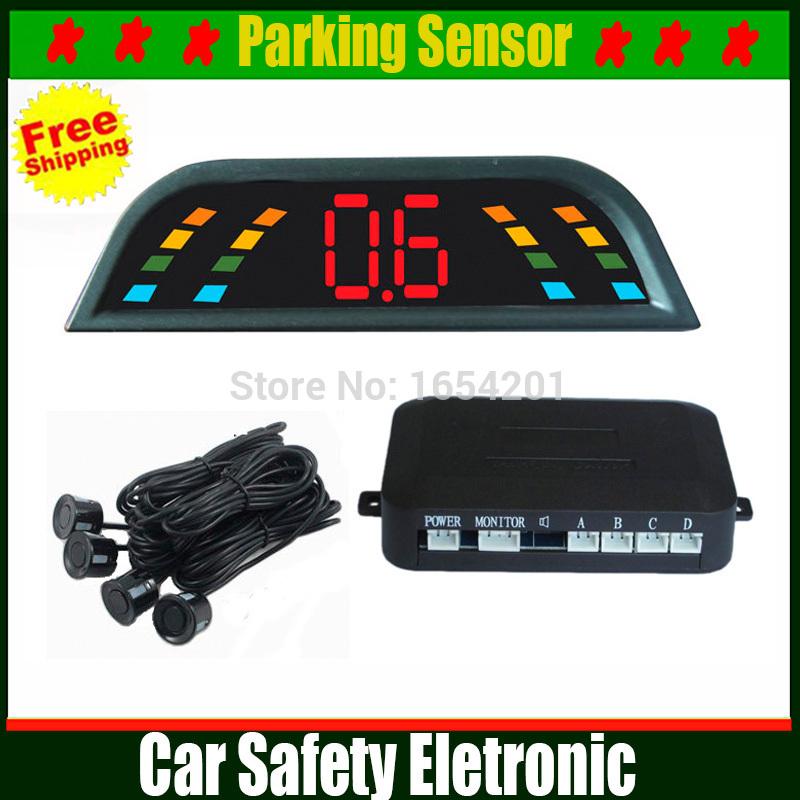 Датчик парковки CSP , LED , 4 /6 датчик парковки 1 шт