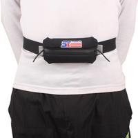 New Arrival Black SX582 Neoprene Running Single Bag Sports Bag Phone Pocket Purse Cycling Bike Bag Waist Packs Free Shipping