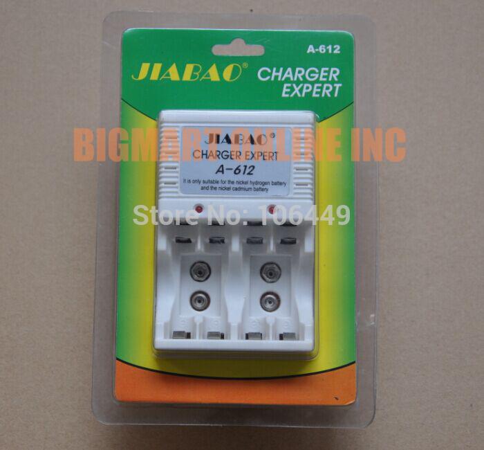 Зарядное устройство JB ! 4 1.2V AA AAa ni/mh ni/cd 9V A612 зарядное устройство duracell cef27 aa aaa aa aaa