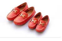 Wholesale and retail 2015 Spring children's leisure shoes s Boys and girls leather shoes ship the size 26 - 37