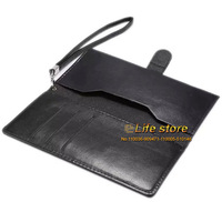 Luxury Leather Case Wallet Book Case Strap Case For Samsung Galaxy Grand Max G720N0