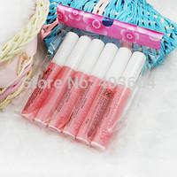 Natural Fashion Pink Nail Glue (6PCS,2ml)
