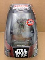 Star Wars Boba Fett Titanium Series Diecast Figure
