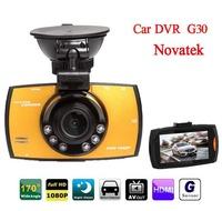 "Top Selling 2.7"" 1200 Mega Pixels Car Dvr 170 Degree Wide Angle Full HD 1080P Car Camera Recorder Motion Detection Night Vision"