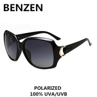 2015 Women Sunglasses Polarized UV Designer Sunglasses for Women Female Sun Glasses Oculos De Sol Feminino  With Case 6007