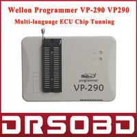 Professional ECU Clip Tunning Programmer 100% Original Wellon Programmer VP-290 VP290 Multi-Language Wellon Programmer