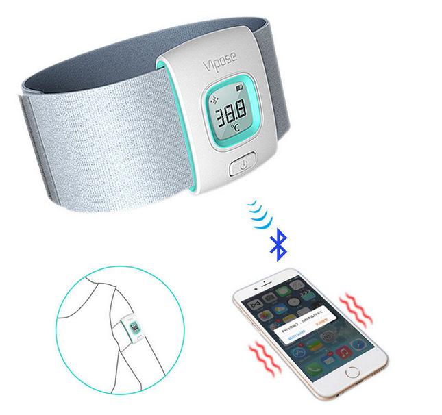 Bluetooth смарт vipose детские интеллектуальные термометр ...