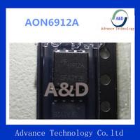 AON6912A 6912A MOSFET 2N-CH 30V 10A/13.8A 8DFN