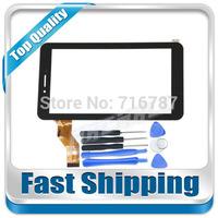 FREE SHIPPING ! 7inch 30PINS CTD FM710301KA NJG070099JEG0B-V0 external capacitive Touch screen + TOOLS
