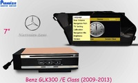 Speical double din Car DVD Player for  GLK Support DVR +3G+1080P HD+TV+Bluetooth+AUX+SD+Car GPS