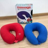 High Quality Neck Massager U Shape Electric Nap Cushion Pillow Massage Body Massager
