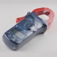 DT201 Digital Clamp Meter Multimetet Current Voltage Resistance Meter LCD 1000V 1000A  42mm Jaw Dia. Diode Continuity  Data-Hold