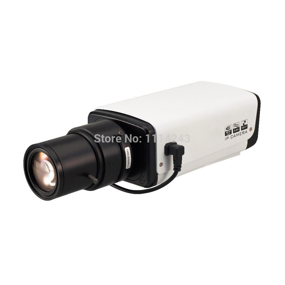 5MP CMOS IP Box Camera with POE Support Onvif 2.4 AT-IPC-B235P(China (Mainland))