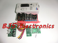 free shipping  RT809F LCD ISP programmer with 5 adapters + ICSP board /ISP cable