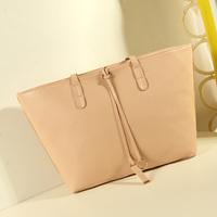 2014 tassel vintage big bag fashion trend casual fashionable handbag female bags