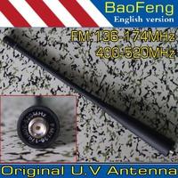 Original Baofeng Pofung UV-82 UV82  Dual Band Antenna 136-174MHz 400-520MHz Free Shipping