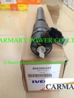 0445110435 Common rail fuel injector 0445110435 / 0 445 110 435 for IVECO 504386427