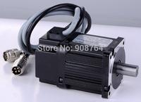 2.4N.m 3000rpm ACSM80-G02430LZ  AC  Servo motor 750W+ cable for  CNC machine automation SE15020102#