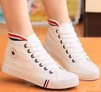 2015 New coming Free shipping sneakers for girls with a big star on it size info 4.5-7