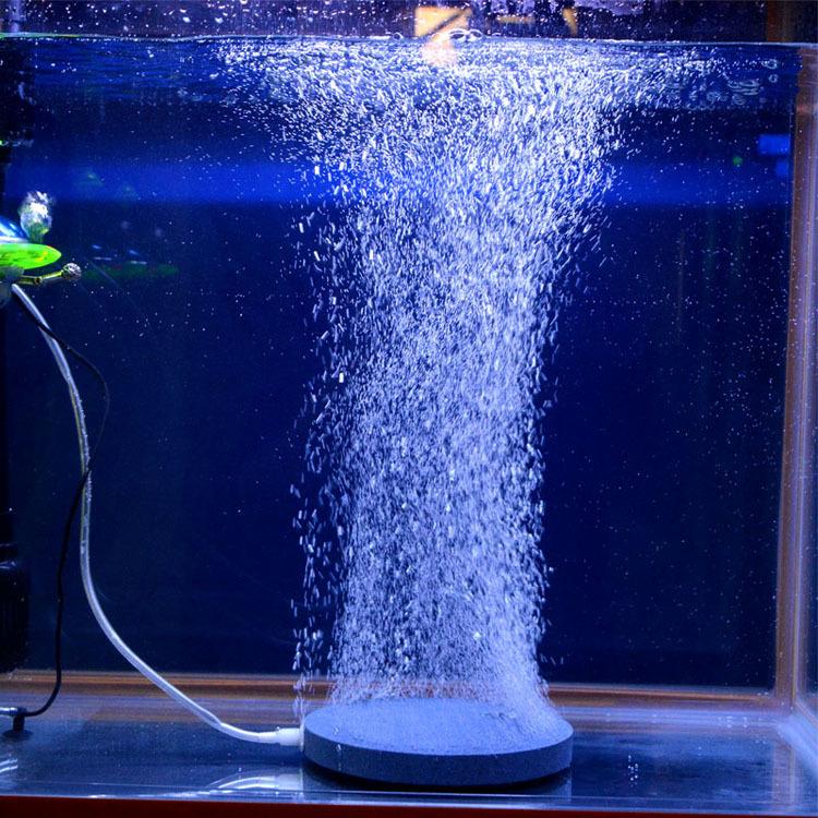 Как сделать аэратор аквариума
