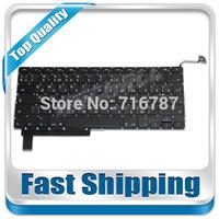 "NEW FOR Macbook Pro Unibody 15"" A1286 Russian Keyboard 2009 MB985 MB986 MC371 MC372"