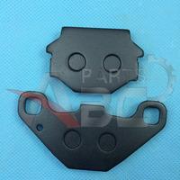 Dinli ATV quad brake pads Motorcycle brake pads for for ALFER APACHE CAGICA DERI DINLI EXPLORER KAWASAKI