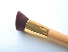 Top selling Tarte The Slenderizer Bamboo Contouring Brush Foundation Brush Makeup Brushes Markup Tool